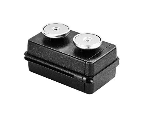 PrimeTracking Waterproof - Weatherproof - Magnetic Case for GL300MA Real-Time GPS Trackers
