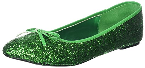 Top 10 best selling list for sparkly green shoes flats