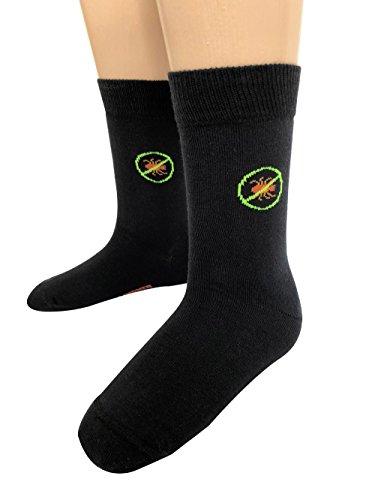 LINDNER® Anti-Zecken-Socke Kinder (35-38)