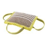 non-brand Sharplace Jouet Manche Manchon de Protection Anti Morsure Remorqueur Jouet Equipement d'Education de Chien 25x17x6cm