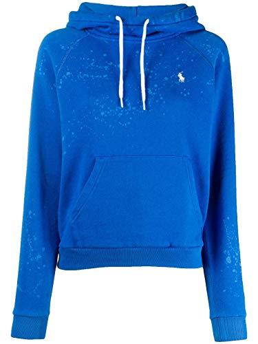 Polo Ralph Lauren - Sudadera para mujer, mod. 211-779455 Azul