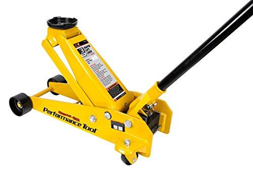 Great Deal! Performance Tool W1616 Rapid Lift Jack - 3 Ton Capacity