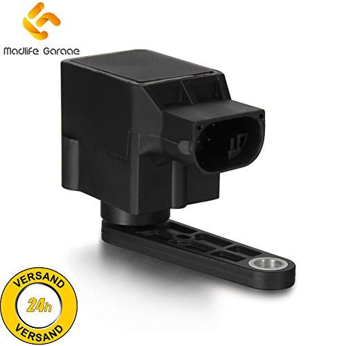 Madlife Garage 37140141445 Xenon Sensor Niveausensor Leuchtweitensensor Leuchtweiteregulierung Hohenstandssensor 3er E46 5er E39 E60 7er E38 X3 E83