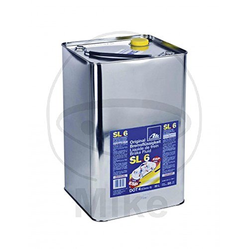 ATE 03990164112 Liquide de frein SL 6 DOT 4