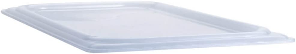 Cambro 90PPC190 Food Pan Cover 1/9 size flat - Case of 6