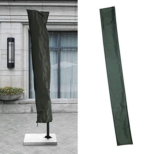 YORKING Schutzhülle für Wäschespinnen 199 x 30 cm für Witterungsspinnen-Regenschirm Wetter Zum Schutz des Regenschirms Besonders Wasserdicht Und UV-Schutz