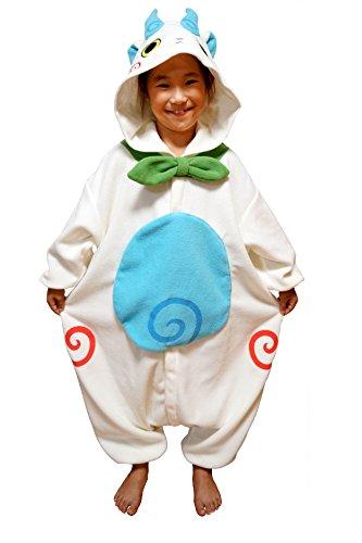 キャラクター着ぐるみ 妖怪ウォッチ フリースコマさん着ぐるみ 子供用130cm BAN-011H0
