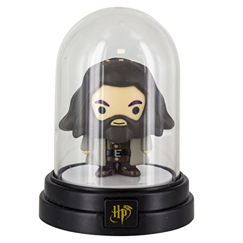 HARRY POTTER - Mini Bell Jar Light - Hagrid - 12cm : P.Derive , ML