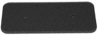 Schaumstoff Filter Schwammfilter für Candy Hoover 40006731 Kondenstrockner Trockner Wäschetrockner 27,5 x12,8 x1 cm