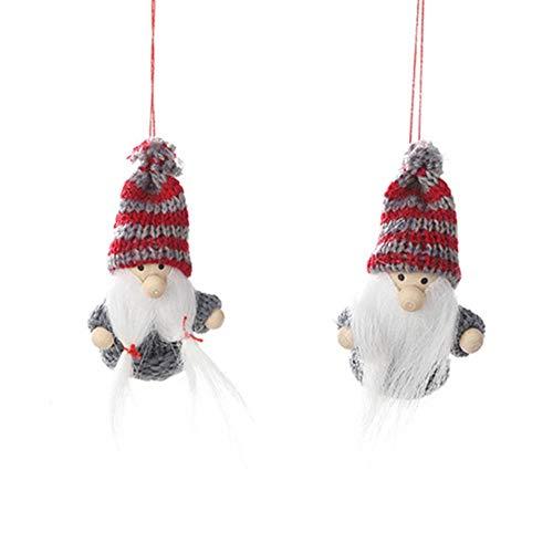Weihnachtspuppe Handgemachte Plüsch Gnome Schwedische Süßes Figuren Weihnachtsdeko Gesichtslose Puppe Urlaub Geschenke Weihnachtsbaum Fenster Dekoration