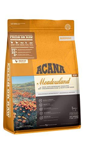 ACANA Regionals Meadowland  Dry Cat Food   Amazon