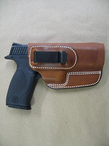 Remington RP9 9mm .40 IWB Leather in The Waistband Concealed...