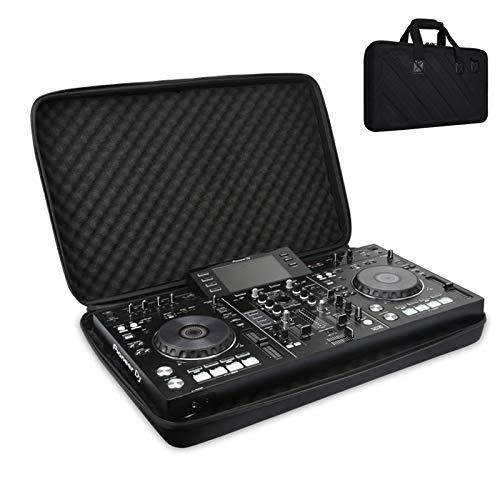Funda Borsa a tracolla rigida per Pioneer DDJ 1000 Controller, per Denon MC 8000 DJ Controller, Custodia rigida professionale da viaggio Custodia antiurto Borsa da viaggio Borsa da Volo