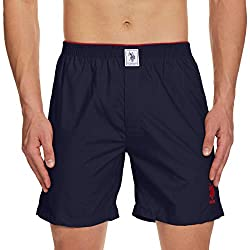 U.S. Polo Assn. Mens Cotton Boxer