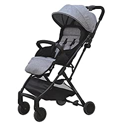 How to travel with a stroller, Bily BCS330HG Compact Easy-Fold Stroller