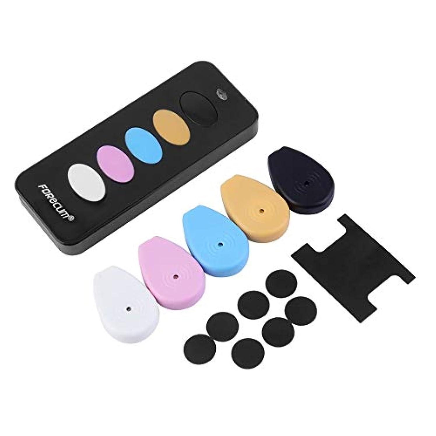 5 in 1 Wireless Finder FK-385-A Water Drop Shape Remote Key Wallet Locator