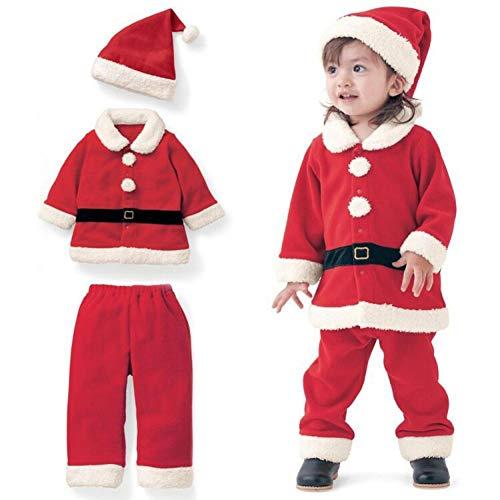 shuhong Kerst Kostuums Kinderen Winter Kostuums Jongens En Meisjes Kerst Kostuums Kerstman Stijl Kerstmis