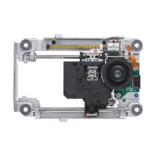 Cosiki Lente láser óptico para PS4 KEM-490AAA, Lente óptica con reemplazo de Cubierta para Consola de Juegos Sony PS-4 KEM-490AAA