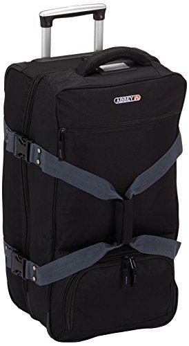 Abbey koffer trolleytas reis 67 cm 69,0 liter (zwart) 1016645