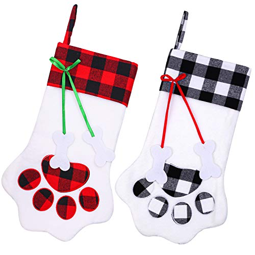 URATOT 2 Pack Christmas Stockings