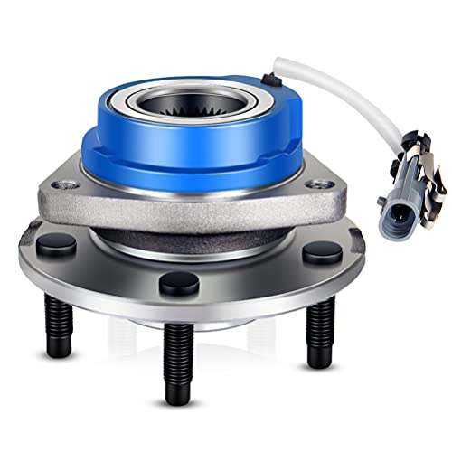 02 chevy silverado wheel bearing - 8