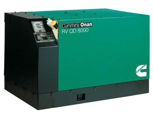 Cummins Onan Diesel Generator 8 0HDKAK 1046