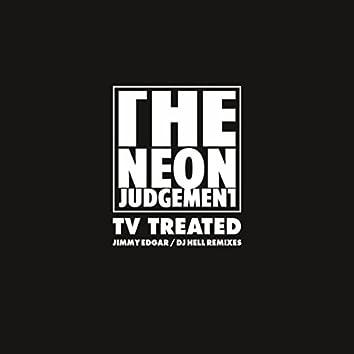 TV Treated (Jimmy Edgar / DJ Hell Remixes)
