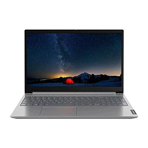 Lenovo ThinkBook 15 IIL (20SM000FUK) 15.6' Full HD Laptop (Mineral Grey) (Intel Core i5-1035G1, 8GB RAM, 256GB SSD, Windows 10 Pro)