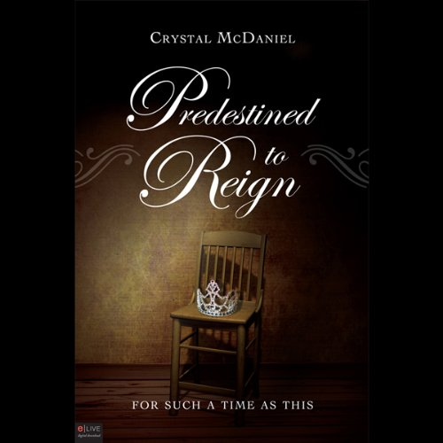 Predestined to Reign audiobook cover art