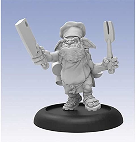 Minions  Swamp Gobber Chef Solo by Privateer Press