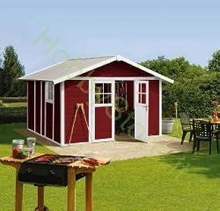 Caseta de jardín deco 11 Red Line Grosfillex: Amazon.es: Bricolaje y herramientas