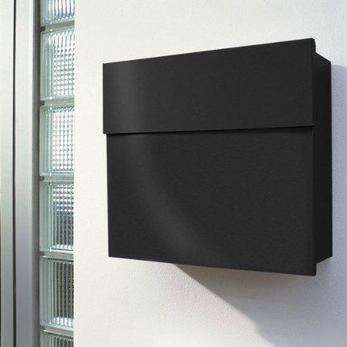 Radius Briefkasten Letterman 4 schwarz – 560 f - 2
