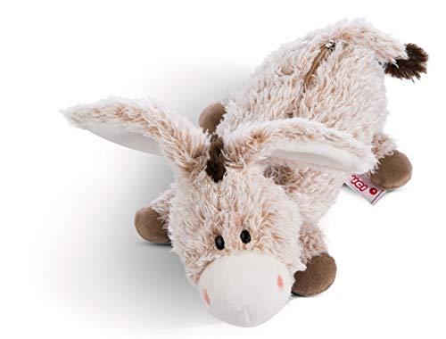 NICI 44940 Mäppchen Esel figürlich, grau