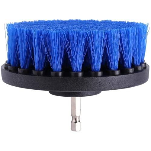 Olcubd Pincel de perforación eléctrica Lavadora Limpia Lavadora de Azulejos Baño Talle de baño Talle de Limpieza Herramienta de Limpieza 2pcs