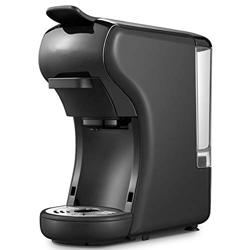 Review JJCFM Coffee Machine, Home Small Automatic Espresso Maker, 3-in-1 Multi-Function Espresso Cof...