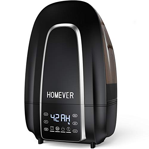 Humidifier for Bedroom, Homever Cool Mist Humidifier, Babies...