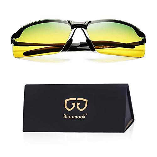 Day Night Driving Glasses- Anti-Glare Night Vision Glasses Men Women Polarized...