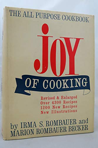 Joy of Cooking 1967 Edition