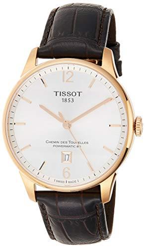 [ティソ] 腕時計 シュマン・デ・トゥレル オートマティック パワーマチック80 T0994072203700 メンズ 正規...