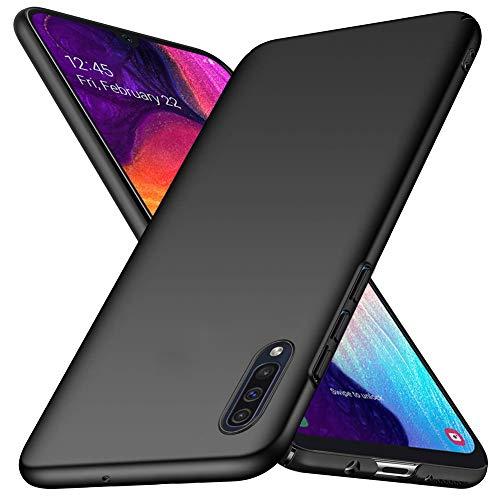 TOPACE Case voor Samsung Galaxy A50,A50S, A30S ultradunne lichte mat mobiele telefoon eenvoudige stootvaste krasbestendige beschermhoes compatibel met Samsung Galaxy A50, A30S, A50s (zwart)