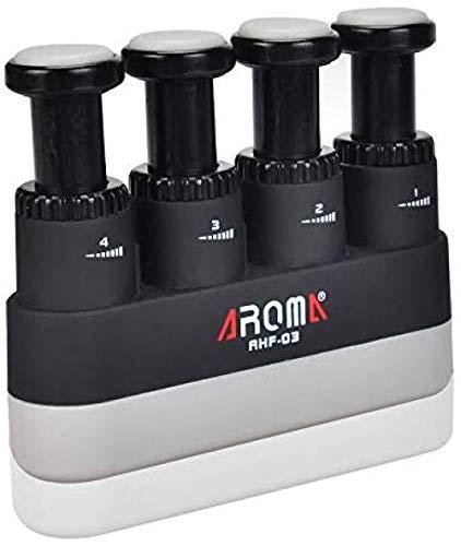 RXQCAOXIA Fingertraining Gitarre Einstellbare Spannung 4-7 lb Einstellbare Spannung Finger Muskel Trainer Anfänger Profi Handtrainer Strengthener Trainingsgerät