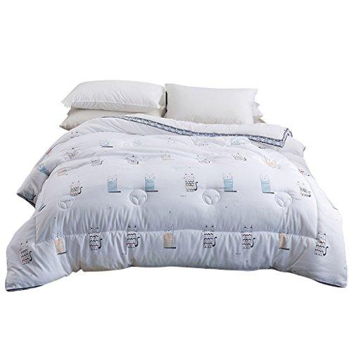 MMM L'épaississement tridimensionnel européen garde le lit simple 1.2m (taille : 200 * 230cm(3.5kg))