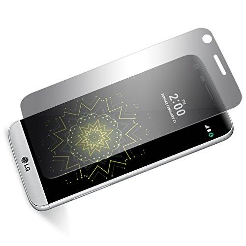 Phonix LGG5TGS - Protector de Pantalla de Cristal de Vidrio Templado para...