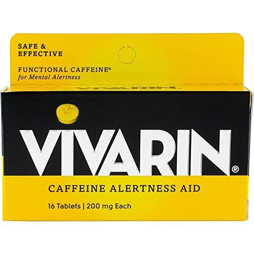 #2. Vivarin Caffeine Gum – Energy Aid