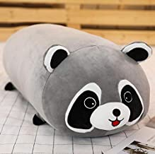 1Pc 50/60/80Cm Cute 10 Styles Animal Raccoon Seal Plush Toy Stuffed Soft Sleeping Pillow Cushion Dolls Cartoon Toys Holiday Must Haves 5 Year Old Girl Gifts Favourite Movie Must Have Baby Items Supe