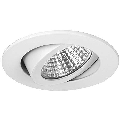 Brumberg Leuchten LED-Einbaustrahler 12361073 350mA 3000K Weiss Downlight/Strahler/Flutlicht 4250047795506