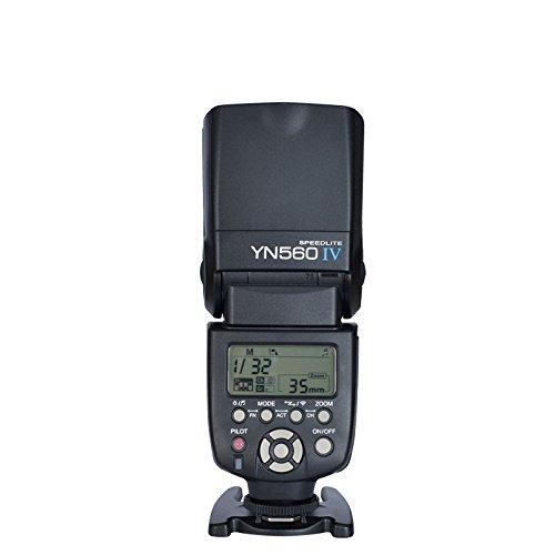 YONGNUO YN560 IV Wireless Flash Speedlite Master +...