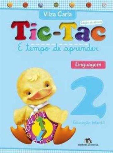 Tic-Tac. É Tempo de Aprender. Linguagem 2