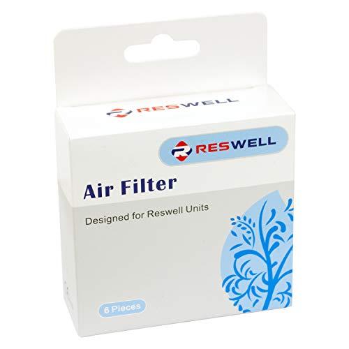 Preisvergleich Produktbild Pulox Auto CPAP Luftfilter 6er Pack