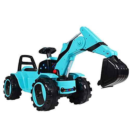 RC Car, 4x4 Crawler können fernsteuern Elektrobagger Bagger Fernbedienung Bagger Kinder Puzzle Fernbedienung Technik Fahrzeug Lade Spielzeug Spielzeug Bagger Modell Toy Boy
